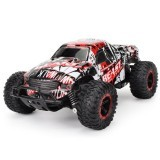 2811 1/20 2.4G 4WD High Speed Remote Control Car Drift Radio Controlled Racing Climbing Off-Road Truck Toys