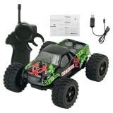 9115M 1/32 2.4G 4CH Mini High Speed Radio Remote Control Racing Car Rock Crawler Off-Road Truck Toys