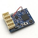 Sanwa GRX-471M Compatibe Micro 2.4GHz FHSS-4 4 Channel Surface Receiver For RC Car Parts