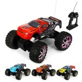 NQD 1/10 Remote Control 4WD High Speed 40km/h Off Road Rock Crawler King Remote Control Car Red Head 40MHz