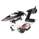 FEILUN FT012 Upgraded FT009 2.4G 50KM/H High Speed Brushless Racing RC Boat For Kid Toys