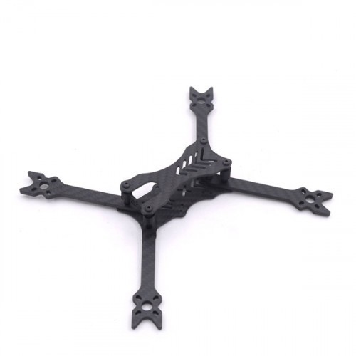 HANTU 5 Inch 210mm Carbon Fiber Frame Kit 4mm Arm With 3D Printed ...