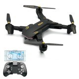 VISUO XS809S BATTLES SHARKS 720P WIFI FPV With Wide Angle Camera 20Mins Flight Time RC Drone