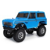 RGT 136100 1/10 2.4G 4WD Racing Remote Control Car Off-Road Rock Crawler Climbing High Speed ​​Truck Toy