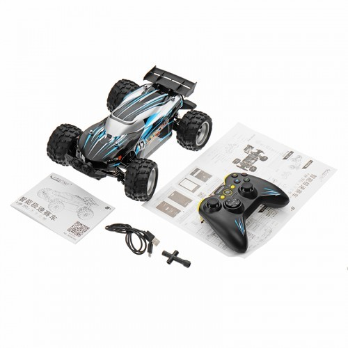 R-RACING RCSB-001 1/18 50km/h Racing Remote Control Car With Bluetooth App  Support Anorid With Front Light Toys
