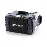 Fat Shark Transformer SE FPV Goggle Monitor with Binocular Viewer Battery Case for RC Drone