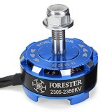 FORESTER R2305 2350KV 3-4S CW Thread Brushless Motor for RC Drone FPV Racing