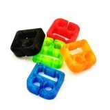 5 PCS RC Drone TPU Balance Lead Holder Buckle 15*15*5mm For 3S Lipo battery