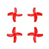 Eachine M80S M80 Micro FPV Racer Drone Drone Spare Parts 4-Blade Propeller Props