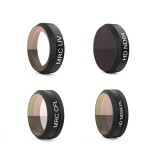 PGYTECH Camera Lens HD Filter MRC-UV ND64 ND64-PL MRC-CPL Waterproof for DJI Mavic Air Drone