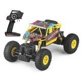 Wltoys 18428-C 1/18 2.4G 4WD Racing Rc Car Remote Control Rock Crawler RTR Toys