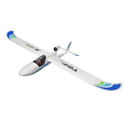 TOP RC Sky Cruise 2400 2400mm Wingspan Propeller/Ducted Fan Power System  EPO FPV Glider Airplane KIT