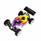 DNX8 1/8 2.4G 4WD KIT Drift Remote Control Car Without Electric Parts