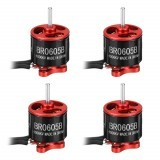 4X Racerstar Racing Edition 0605 BR0605B 14000KV 1-2S Brushless Motor For RC Drone FPV Racing Frame