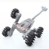 LE NENG TOYS K5A 75CM 2.4G 4WD Climbing Mechr Stairs Rc Car 360 Degree Rotation Stunt Truck
