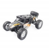 HBX 12815 1/12 2.4G 4WD 30km/h Racing Brushed Remote Control Car Off-Road Desert Truck With LED Light Toys