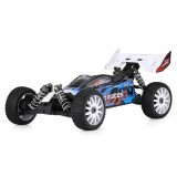 ZD 1/8 2.4G 4WD Brushless Electric Buggy High Speed 80km/h Remote Control Car