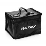 Realacc Fireproof Explosionproof LiPo Battery Portable Safety Bag 240x180x65mm with Handle