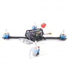 Diatone GT-M515 FPV Racing RC Drone PNP Split Type F4 8K OSD Runcam Micro Sparrow 2 TBS 800mW