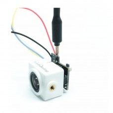 Turbowing Cyclops Mini 5.8G 25mW 48CH AIO FPV Camera VTX Transmitter Combo Support Smart Audio v1