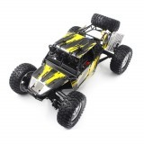 HBX 12895 1/12 2.4G 2WD Two Speed Remote Control Car Off-Road Racing Car