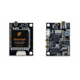 FXT F878T 0.1mW/25mW/200mW/600mW Switched 40CH 5.8Ghz AV FPV Transmitter MMCX With Smart Audio OSD
