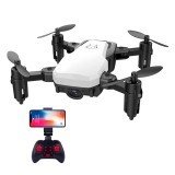 JDRC JD-16 JD16 WiFi FPV Foldable Drone With 2MP HD Camera Gesture Photo Recording RC Drone RTF