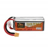 ZOP POWER 14.8V 5200mAh 50C 4S Lipo Battery With XT60 Plug