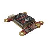 PandaRC VT5804M V2 5.8G 0/25/100/200/400/600mW Switchable FPV Transmitter Support OSD w/ Audio