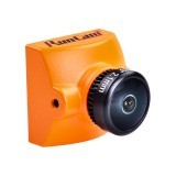 RunCam Racer Super WDR 4:3/Widescreen OSD Mini FPV Camera 6ms Low Latency Built-in Remote Control