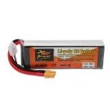 ZOP Power 7.4V 7500mAh 35C 2S Lipo Battery XT60 Plug for RC Drone RC Car