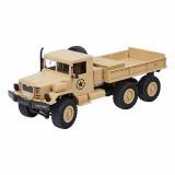 MZ YY2003 2.4G 4WD 1/12 Military Truck Off Road Remote Control Car Crawler Toys