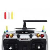 10PCS Rubber Switch Stick Cap Non-Slip Sleeve For Flysky Frsky Futaba JR RadioLink WFLY Transmitter