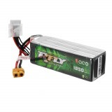 Gens R-FLY 22.2V 1850mAh 75C 6S Lipo Battery With XT60 Plug For FPV RC Drone