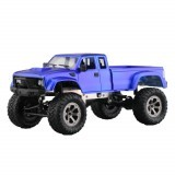 JDRC FY002A 2nd Generation 2.4G 338mm Rc Car Military Card Truck With Front LED Light RTR Toy
