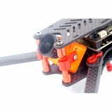 F2-Mito GS Frame Kit Spare Part 3D Print FPV Mini Camera Fixed Mount for RC Drone