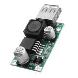 LM2596S DC-DC Step Down Module Input 12V-35V Output 5V for USB/Mobile Phone Charging