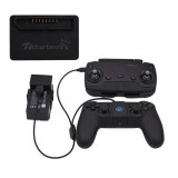 Battery Dual USB Converter Adapter Power Bank Charger for DJI Mavic Air Remote Control Phone Tablet