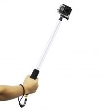 Waterproof Handheld Gimbal Stabilizer With 1/4 Screws for Gopro Action Camera-17 Inch 27 Inch
