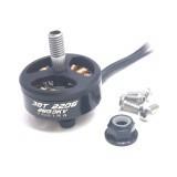3Bhobby 2206S 1800KV/2000KV/2600KV 4-6S Brushless Motor for RC FPV Racing Drone