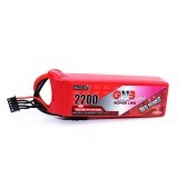 Gaoneng GNB 14.8V 2200mAh 4S 40C XT60 Plug Lipo Battery for RC Model
