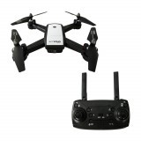 JDRC JD-X34F WIFI FPV With 2MP Dual Camera Optical Flow Positioning Foldable RC Drone Drone RTF