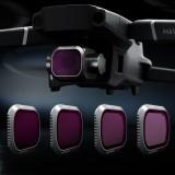 PGYTECH Camera Lens Filter Kit Combo ND8PL ND16PL ND32PL ND64PL 4Pcs for DJI Mavic 2 Pro Drone