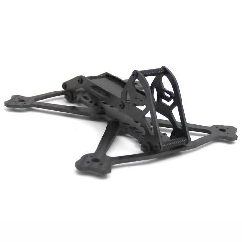 Acro 3 Inch 164mm Wheelbase 3mm Arm Carbon Fiber FPV Racing Frame Kit 52 4g