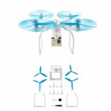 Landing Gear Tripod 3-blade Propeller Camera Stand Sets for MJX B3 PRO RC Drone Drone