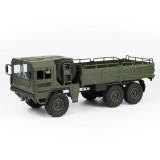 JJRC Q64 1/16 2.4G 6WD Rc Car Military Truck Off-road Rock Crawler RTR Toy