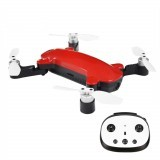 SIMTOO XT-175 Fairy Selfie Drone GPS 1080P HD Camera Foldable Wifi FPV Brushless RC Drone