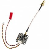 AKK FX4 5.8GHz 40CH 25/200/500mW Switchable FPV Transmitter Built-in OSD for RC Drone