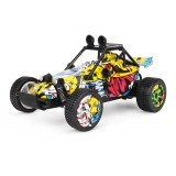 1811 1/20 2WD Graffiti Version 2.4GHz High-speed Racing Vehicle Off-Road Drift Remote Control Car Toys