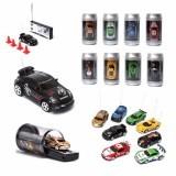 Mini Coke Can Remote Radio Control Micro Racing Remote Control Car